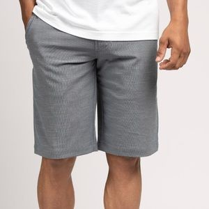 "Travis Mathew ""All In"" Shorts—Grisaille—NWT—Sz 32"